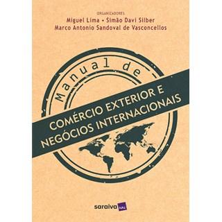 Livro - Manual de Comércio Exterior e Negócios Internacionais - Lima