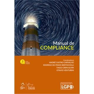Livro Manual de Compliance - Carvalho - Forense