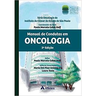 Livro - Manual de condutas em Oncologia - Hoff