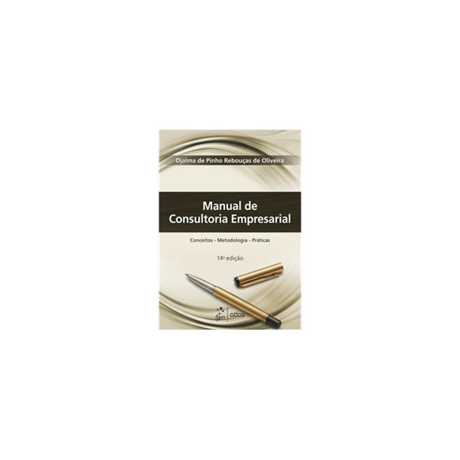 Livro - Manual de Consultoria Empresarial - Oliveira