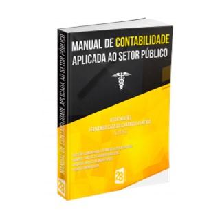 Livro - Manual de Contabilidade Aplicada ao Setor Público para Concursos - Almeida