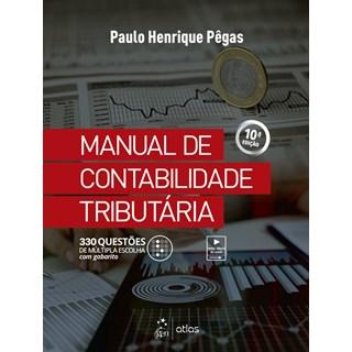 Livro - Manual de Contabilidade Tributária - Pêgas 9ª edição