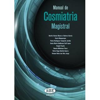 Livro - Manual de Cosmiatria Magistral - Garcia