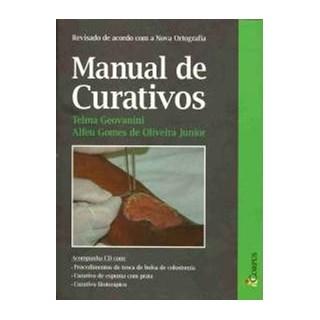 Livro - Manual de Curativos - Geovanini