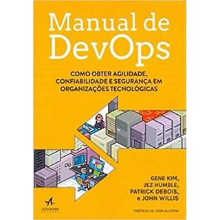 Livro - Manual de Devops - Kim