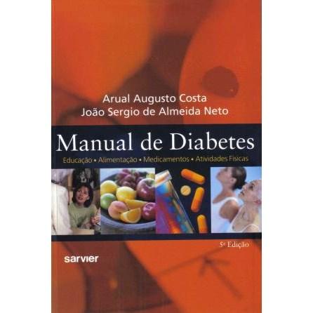 Livro - Manual de Diabetes - Costa