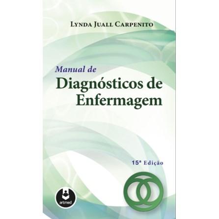 Livro - Manual de Diagnósticos de Enfermagem - Carpenito