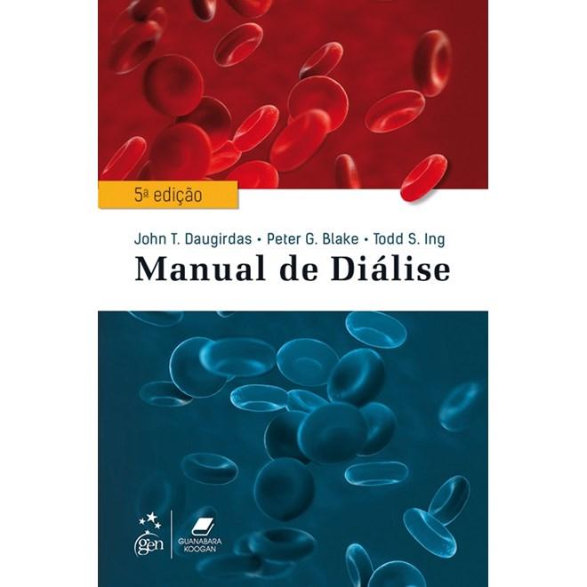 Livro - Manual de Diálise - Daugirdas