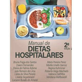 Livro Manual de Dietas Hospitalares - Adorne - Atheneu