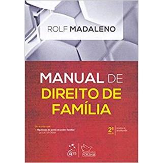 Livro - Manual de Direito de Família - Madaleno