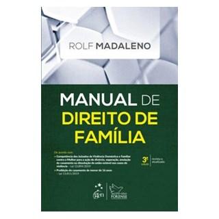 Livro - Manual de Direito de Família - MADALENO 3º edição