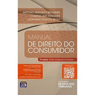 Livro - Manual De Direito Do Consumidor - Rt