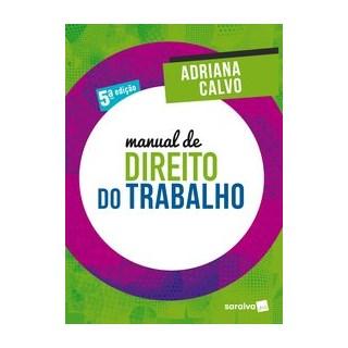 Livro - Manual de Direito do Trabalho - 5ª Ed. 2020 - Pimenta 5º edição
