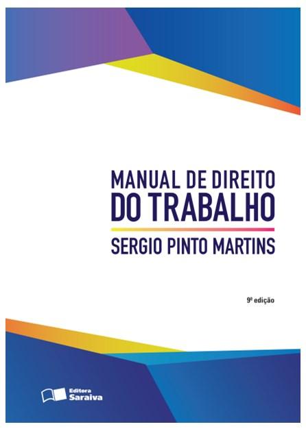 Livro - Manual de Direito do Trabalho - Martins