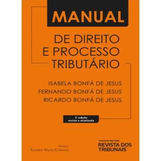 Livro - Manual de Direito e Processo Tributário - Jesus