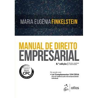 Livro - Manual de Direito Empresarial - Finkelstein 8ª edição