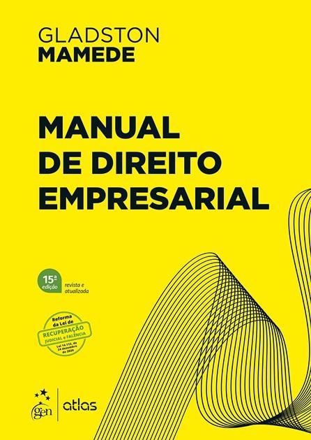 Livro - Manual de Direito Empresarial - Mamede