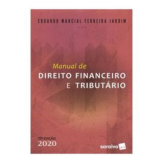 Livro - Manual de Direito Financeiro e Tributário - Jardim 17º edição