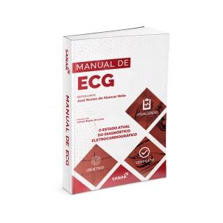 Livro - Manual de ECG - Neto - Sanar