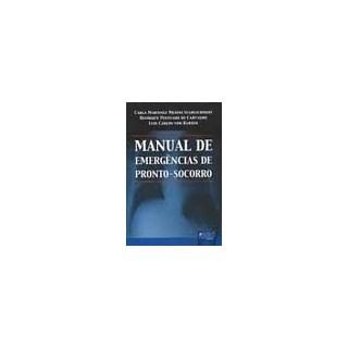 Livro - Manual de Emergências de Pronto-Socorro - Stahlschmidt