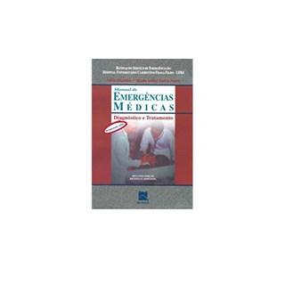 Livro - Manual de Emergências Médicas - Diagnóstico e Tratamento - Martins UFRJ