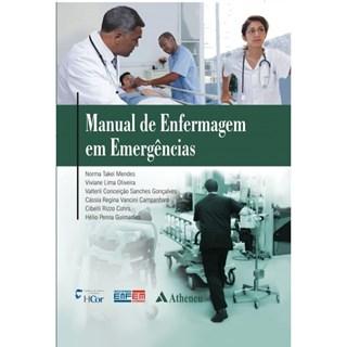 Livro - Manual de Enfermagem em Emergências - Mendes