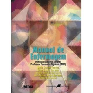 Livro - Manual de Enfermagem - IMIP - Figueira