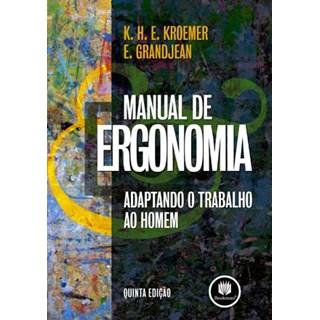 Livro - Manual de Ergonomia - Kroemer