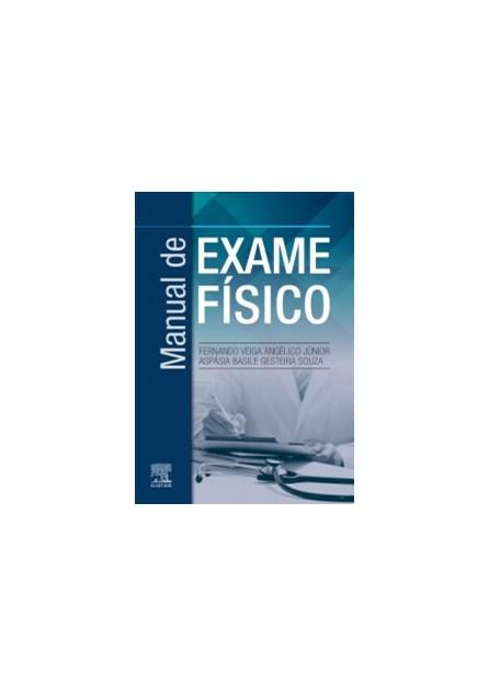 Livro - Manual De Exame Físico - Veiga
