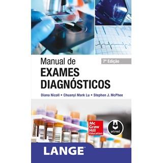 Livro - Manual de Exames Diagnósticos - Nicoll