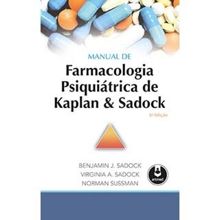 Livro Manual de Farmacologia Psiquiátrica de Kaplan e Sadock