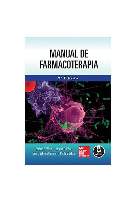Livro - Manual de Farmacoterapia - Wells