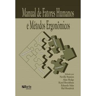 Livro - Manual de Fatores Humanos e Métodos Ergonômicos - Stanton