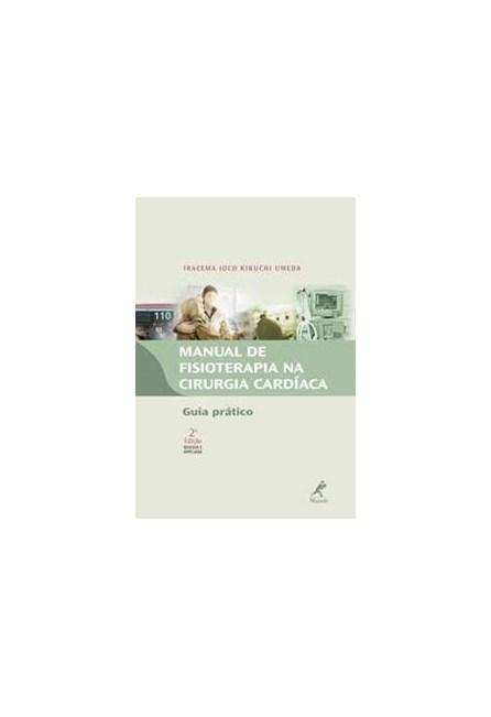 Livro - Manual de Fisioterapia na Cirurgia Cardíaca - Umeda