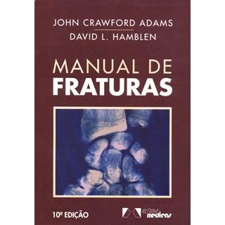 Livro - Manual de Fraturas - Adams