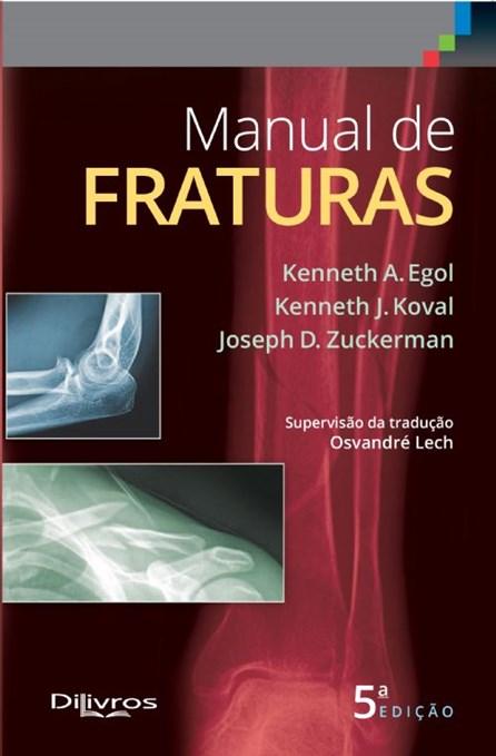 Livro - Manual de Fraturas - Koval