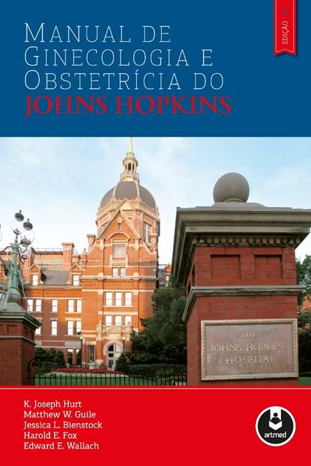 Livro - Manual de Ginecologia e Obstetrícia do John Hopkins - Fortner @@