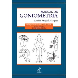 Livro - Manual de Goniometria - Marques