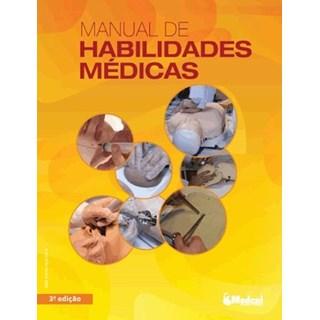 Livro - Manual de Habilidades Médicas - Barbosa TB