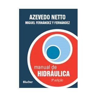 Livro - Manual de Hidráulica - Azevedo Neto
