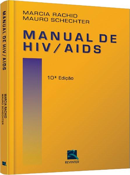 Livro - Manual de HIV AIDS - Rachid