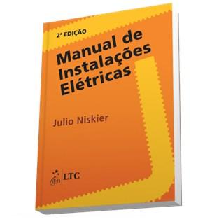 Livro - Manual de Instalações Elétricas - Niskier