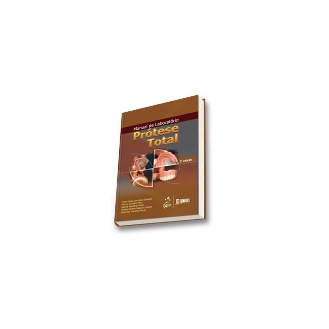 Livro - Manual de Laboratório Prótese Total - Salvador