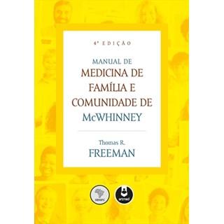 Livro - Manual de Medicina de Família e Comunidade - McWhinney 4ª edição