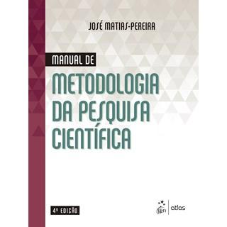 Livro - Manual de Metodologia da Pesquisa Científica - Pereira