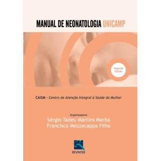 Livro - Manual de Neonatologia Unicamp - Marba