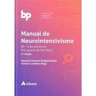 Livro - Manual de Neurointensivismo da Beneficência Portuguesa - Rojas