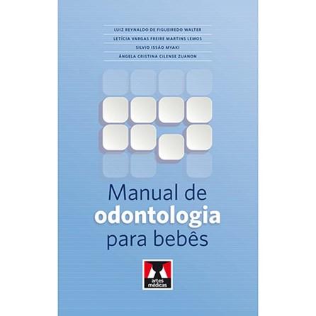 Livro - Manual de Odontologia para Bebês - Walter
