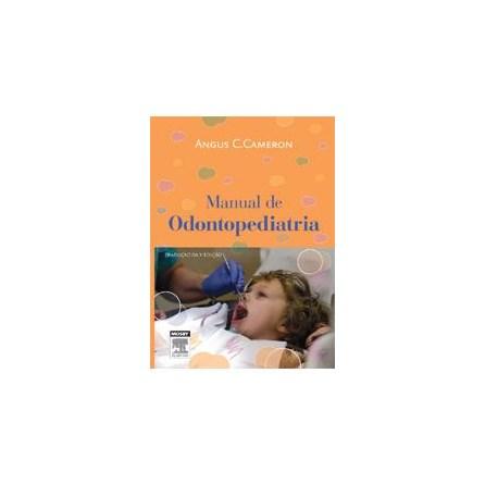 Livro - Manual de Odontopediatria - Cameron
