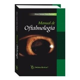 Livro - Manual de Oftalmologia - Paschoal